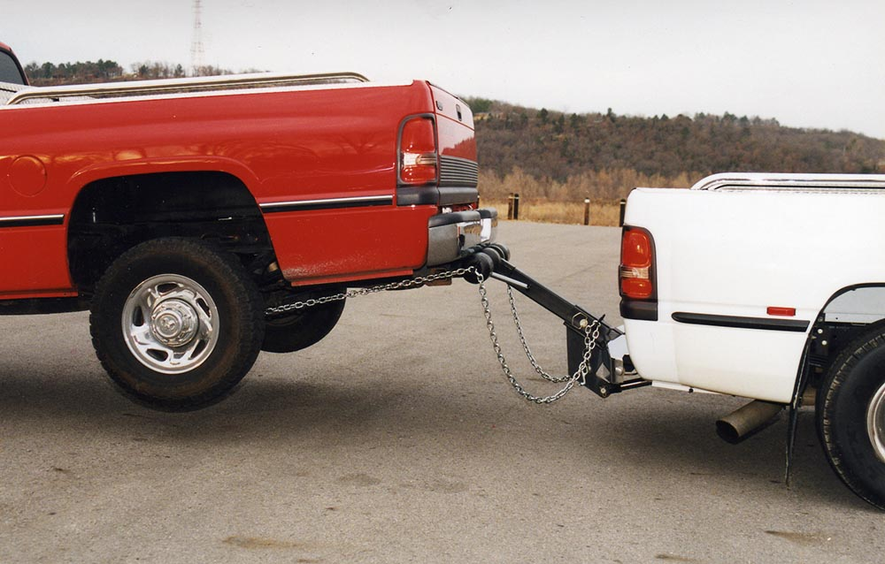 uni-lift - slickster towing solution